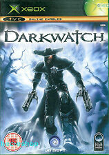 Darkwatch Microsoft Xbox 15+ Action FPS Shooter Game