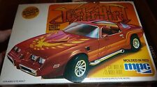 MPC TURBO-BIRD FIREBIRD STREET MACHINE 1/25 MODEL CAR MOUNTAIN KIT FS