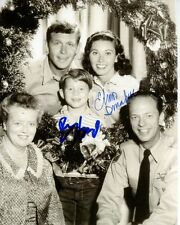 ELINOR DONAHUE & RON HOWARD Signed Autographed THE ANDY GRIFFITH SHOW CAST Photo