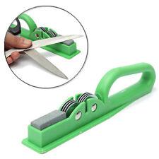 Useful Knife Sharpener stone Kitchen Tool Scissors 1pc Knives Blade Sharpener