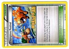 POKEMON WORLDS PROMO 2013 BW95 CHAMPIONS FESTIVAL In ENGLISH (Anglaise)