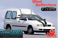 VW POLO CLASSIC /VARIANT/ CADDY 4d 02/1996r.Wind Deflectors 2pcs. HEKO 28205