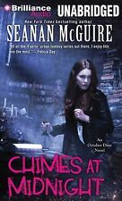 October Daye: Chimes at Midnight 7 by Seanan McGuire (2014, MP3 CD, Unabridged)