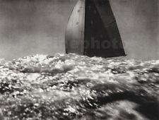 1936 Vintage OLYMPICS SAILING Yacht Boat Nautical Germany Photo LENI RIEFENSTAHL