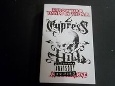 RARE Cypress Hill Throw Your Hands in the Air CASSETTE