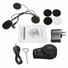 Motorbike Motorcycle 500M Helmet Intercom Headset BT Interphone Bluetooth Set