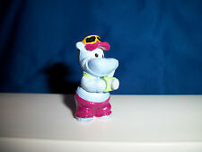 HAPPY HIPPO TOURIST CAMERA PHOTOPRAPHER Toy HOLIDAY Kinder Surprise Mini Figure