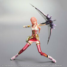 "Square ENIX Final Fantasy FF 13 XIII 2 Play Arts Kai Serah Farron Figure 8""H"