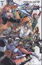 Street Fighter x GI Joe #4 (of 6)   NEW!!!