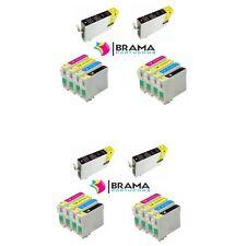 20 X CARTUCHOS COMPATIBLES NONOEM EPSON T1811 -T1814  XP-215 , XP-312 , XP-315