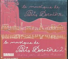 La Musique de Paris Derniere 2 - Stevie Wonder/Senor Coconut/Jose Feliciano Cd M