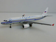 Airbus A320 AEROFLOT RETROJET RUSOS AIRLINES 1/400 Herpa 562379 A 320