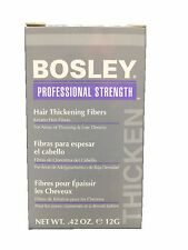 Bosley Professional Strength Hair Thickening Fibers 12g/0.42 oz. Blond
