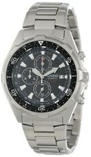 Casio AMW330D-1A 100M Analog Diver Sports Watch Chronograph Stainless Steel