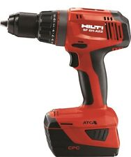 Hilti sf 6H-A22 sans fil marteau perforateur-conducteur