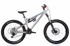 Transition BottleRocket Downhill Freeride Mountain Bike LARGE Saint RockShox Fox