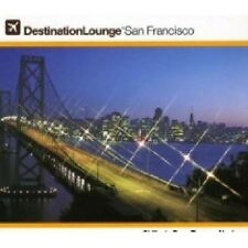 DESTINATION LOUNGE SAN FRANCISCO - MORRISSON, SUTRO, ECHOTWIST - 2 CD NEU