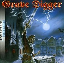 Grave Digger - Excalibur [New CD] Rmst, Germany - Import