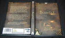 BEOWULF ~ DEREK JACOBI, JOSEPH FIENNES (DVD, 2007)