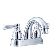 Dura Faucet (DF-PL620L-CP) Designer  Arc Spout RV Faucet for All RVs