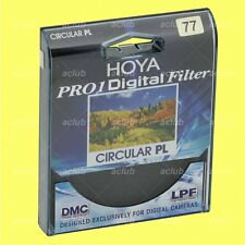 Genuine Hoya 77mm Pro1 D Digital Circular CPL Filter Pro1D CIR C-PL Polarizer