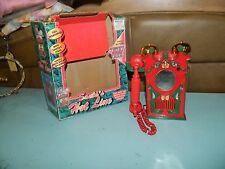 RARE Vintage 1994 Santa's Hot Line Phone for Telling Santa Your Christmas Wishes