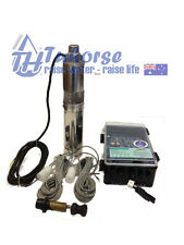 """4"""" 500W/48V Screw Submersible Solar Bore Pump+3m cable & Free delivery"""