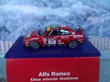 1/43 M4 (Italy) Alfa romeo 156 GTA winner WTCC 2006