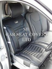 TO FIT A VW TRANSPORTER T6 VAN 2015, SEAT COVERS, FH BLACK ROSSINI SPORTS