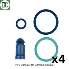 Audi A4 2.0 TDI Siemens Diesel PPD Injector Seal Repair Kit x 4
