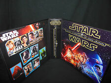 Custom Made Journey To Star Wars The Force Awakens 2 Inch Trading Card Binder
