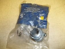 """NEW EMT Set Screw Concrete Tight Coupling 3/4"""", Bag of 6 *FREE SHIPPING*"""