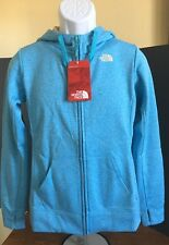THE NORTH FACE Women's Sky Blue Cozy Fleece Hoodie - Small - NWT