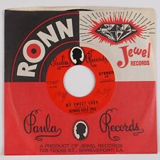 RONNIE KOLE TRIO: My Sweet Lord PAULA George Harrison MOD JAZZ 45 Hear