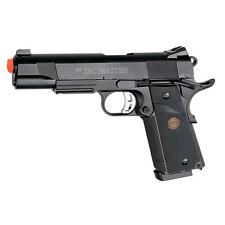 ASG STI 1911 Tac Master Full Metal Gas Blowback GBB Airsoft Pistol Gun w/ Rails
