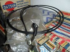 Datsun 240Z series 1 choke cable and knob                           new