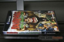Rampage: Total Destruction (GameCube, 2006) FACTORY Y-FOLD SEALED! - RARE!