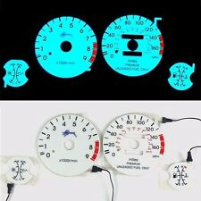 INDIGLO GLOW GAUGE DASH FACE EL CLUSTER FOR Mitsubishi Eclipse Turbo 95-99