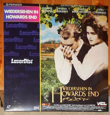 LASERDISC WIEDERSEHEN IN HOWARDS END (PAL) (2 DISCS) VERSIEGELT SEALED