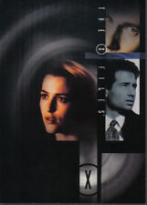 X FILES SEASON 4-5 PROMOTIONAL CARD XM-1