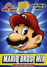 Mario Bros. Mix (2010, REGION 1 DVD New)