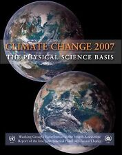 Climate Change 2007 - The Physical Science Basis: Working Group I Cont-ExLibrary