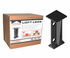 12X Loftlegs Loft Stilts Insulation Spacer Boarding Raised Storage Legs 175mm
