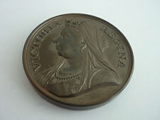 Queen Victoria Jubilee Medallion 60 Yrs Reign