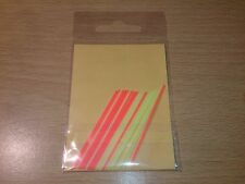 Stonfo Pole Float Bristles - Red & Yellow - 1mm Diameter - Packets of 20