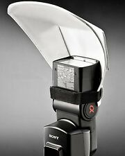 Universal Flash Bounce Reflector Diffuser for Canon Nikon Pentax Sony Metz Metco