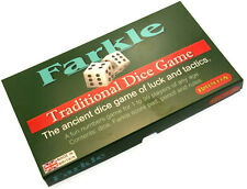 Farkle - traditional dice game