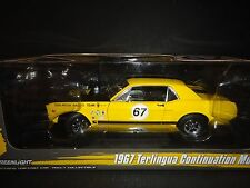 Greenlight Shelby Terlingua Continuation Mustang 1967 Jerry Titus 1/18