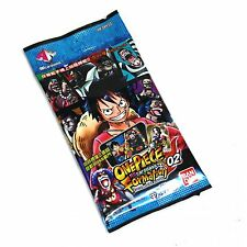 Bandai Asia ONE PIECE AR CARDDASS FORMATION 02 MOBILE TRADING CARD GAME