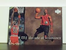 1994 Upper Deck Michael Jordan Decade of Dominance Blow Up #3/5 Michael Jordan